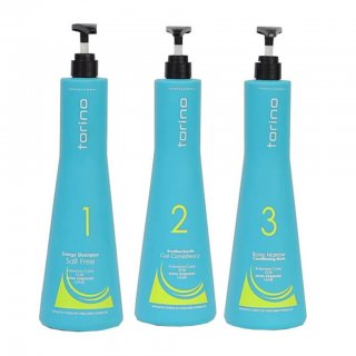 Torino Brazilian Keratin Gel Set 3 x 1100ml